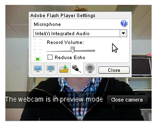 Microphone list